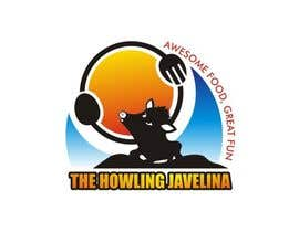 #117 for Design new logo for The Howling Javelina af ramapea