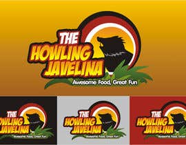 #111 for Design new logo for The Howling Javelina af ariekenola