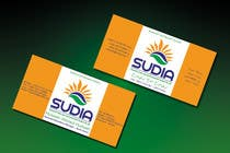 Graphic Design Contest Entry #99 for Business Card Design for SUDIA (Aka Sudanese Development Initiative)