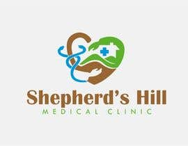 "#94 untuk Logo for ""Shepherd's Hill Medical  Clinic"" oleh arteq04"