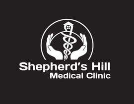 "#86 para Logo for ""Shepherd's Hill Medical  Clinic"" por DellDesignStudio"