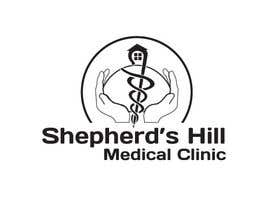 "#98 para Logo for ""Shepherd's Hill Medical  Clinic"" por DellDesignStudio"