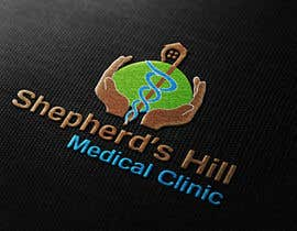 "DellDesignStudio tarafından Logo for ""Shepherd's Hill Medical  Clinic"" için no 105"