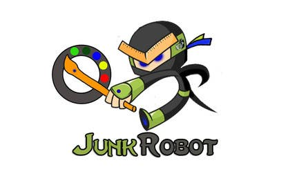 Graphic Design Contest Entry #28 for Design a Logo for JunkRobot