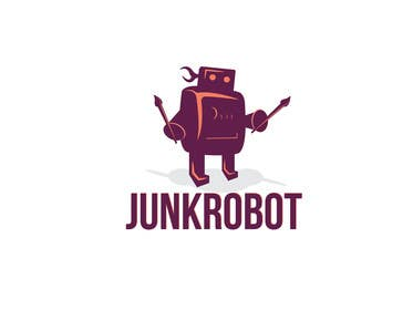 Graphic Design Contest Entry #29 for Design a Logo for JunkRobot