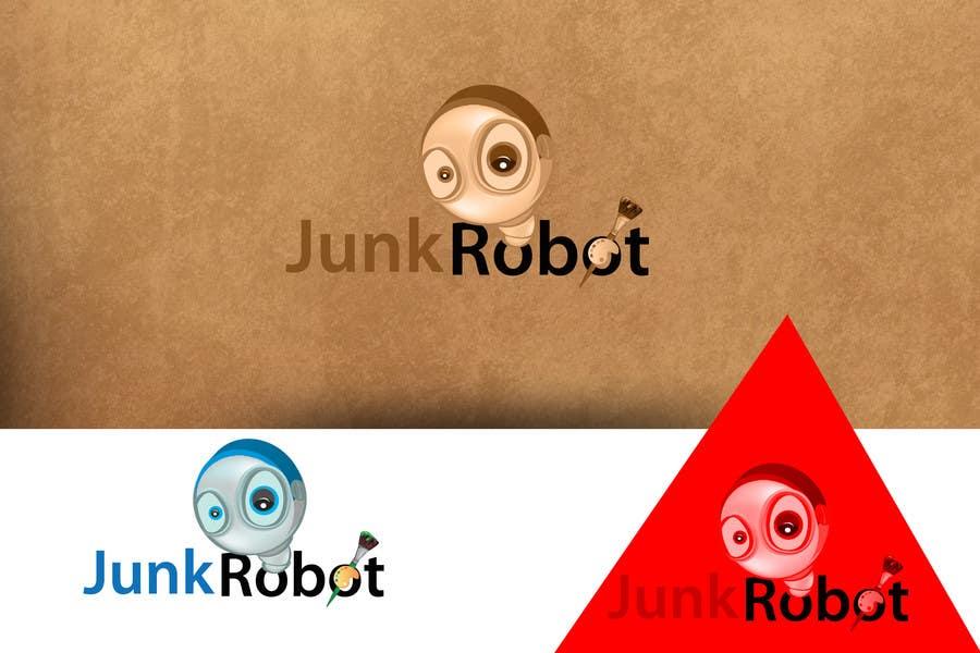 #24 for Design a Logo for JunkRobot by vigneshsmart