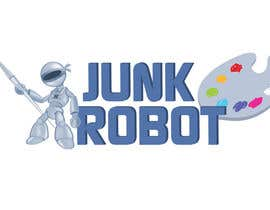 #18 for Design a Logo for JunkRobot af chithrarahul