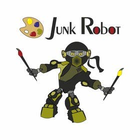 Graphic Design Contest Entry #14 for Design a Logo for JunkRobot