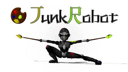 Graphic Design Contest Entry #33 for Design a Logo for JunkRobot