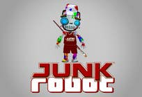 Contest Entry #27 for Design a Logo for JunkRobot