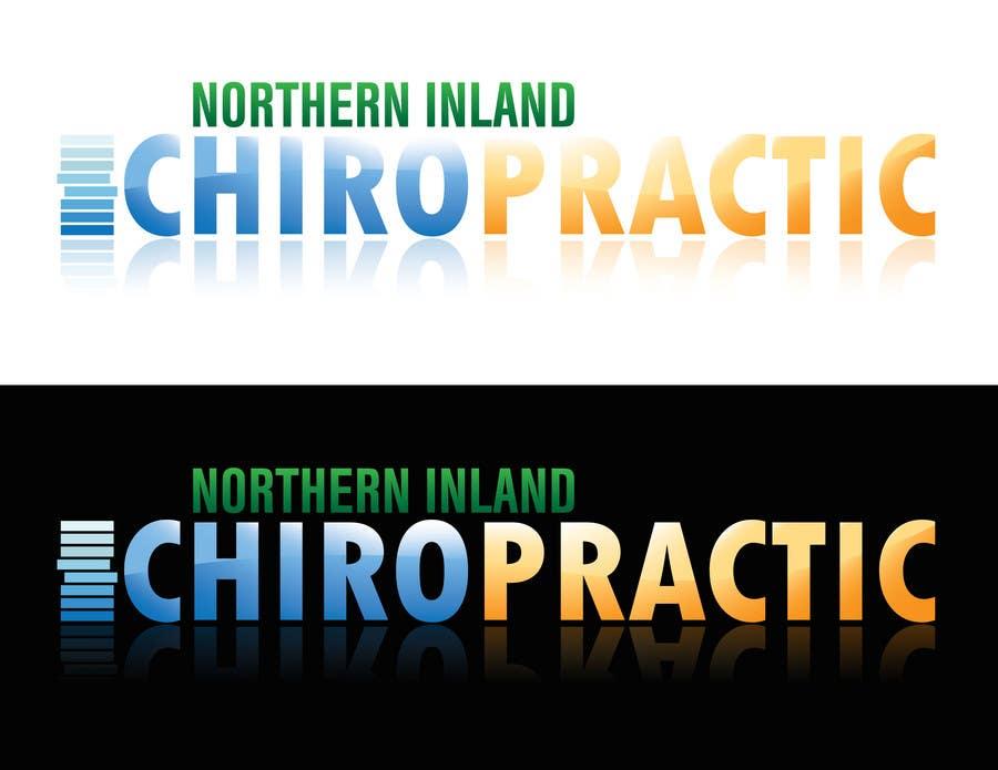 Kilpailutyö #251 kilpailussa Logo Design for Northern Inland Chiropractic