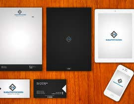 #1 untuk Corporate Image: Business Card, envelope, iPhone screen,etc. - repost oleh amitpadal