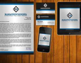 #4 cho Corporate Image: Business Card, envelope, iPhone screen,etc. - repost bởi ndotla11Shone11