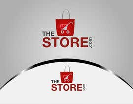 woow7 tarafından Design a Logo for our website TheStore.com için no 98