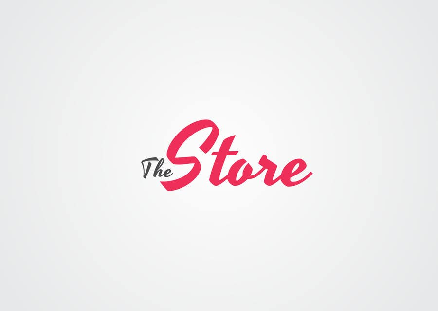 #111 for Design a Logo for our website TheStore.com by NitheshDesigns