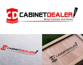 #8 for Design a Logo for CabinetDealer.com by nurmania