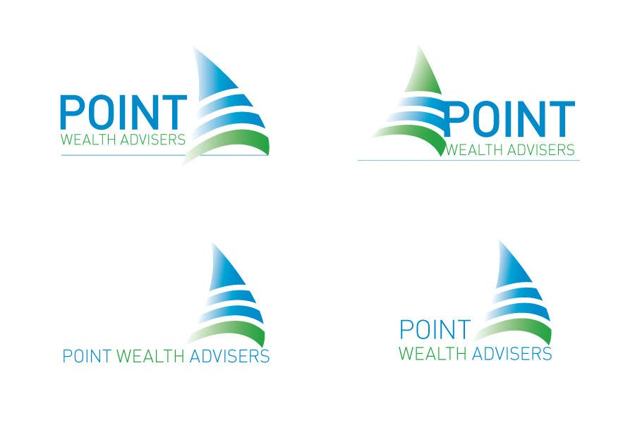 Contest Entry #                                        43                                      for                                         Logo Design for Point Wealth Advisers
