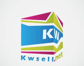 #46 untuk I need a logo-Design for my Classifieds web site kwsell.net oleh enassd