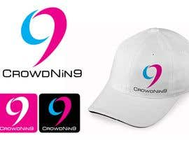 #341 para Logo Design for CrowdNin9 por LUK1993