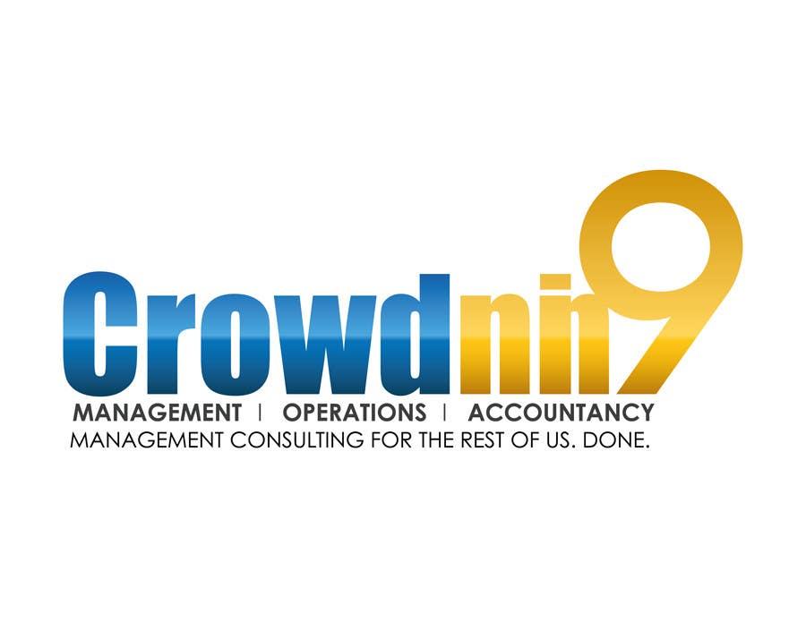 Inscrição nº                                         217                                      do Concurso para                                         Logo Design for CrowdNin9