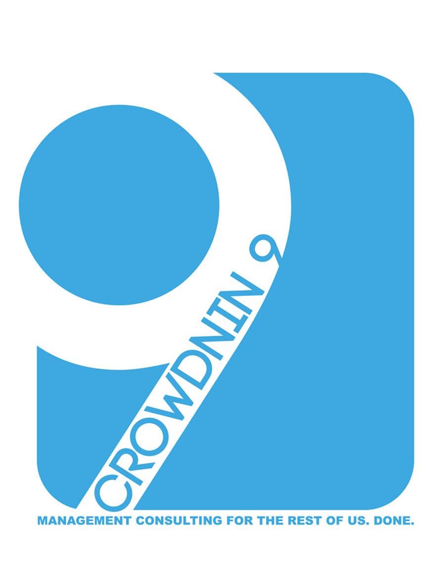 Inscrição nº                                         171                                      do Concurso para                                         Logo Design for CrowdNin9