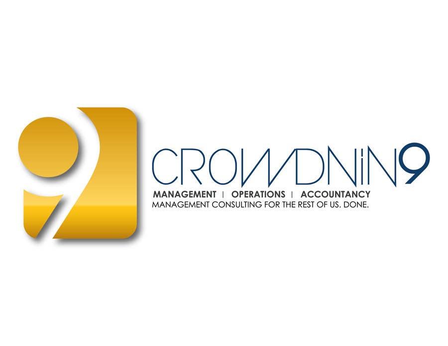 Inscrição nº                                         407                                      do Concurso para                                         Logo Design for CrowdNin9