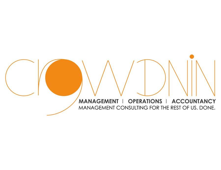Inscrição nº                                         228                                      do Concurso para                                         Logo Design for CrowdNin9