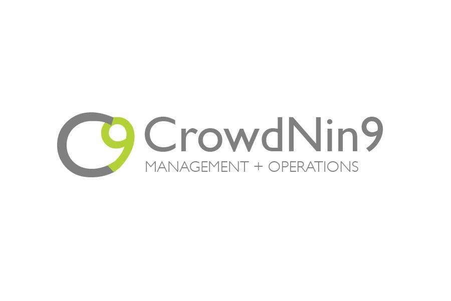 Inscrição nº                                         206                                      do Concurso para                                         Logo Design for CrowdNin9