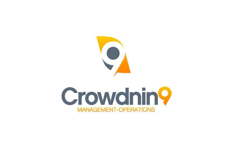 Inscrição nº                                         336                                      do Concurso para                                         Logo Design for CrowdNin9