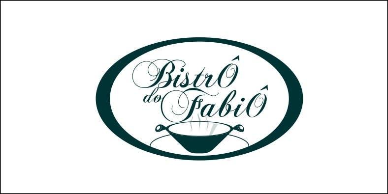 #119 for BistrÔ do FabiÔ Logo by moro2707