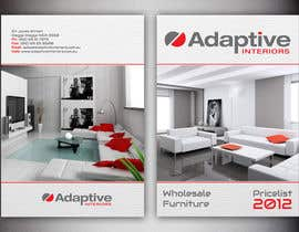 nº 24 pour Design a Pricelist for Furniture par nad300882