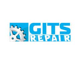 #38 para Design a Logo for GITS Repair por poujulameen