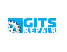#38 for Design a Logo for GITS Repair af poujulameen