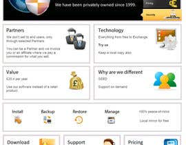 #5 untuk Homepage revamp and build (single page) oleh seguro