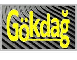 #136 for Design a Logo for Gökdağ af ad767