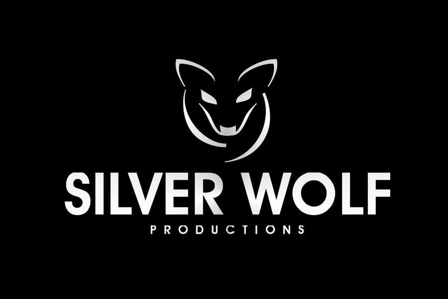 Penyertaan Peraduan #412 untuk Logo Design for Silver Wolf Productions