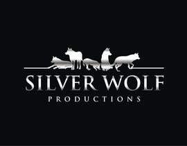 #331 za Logo Design for Silver Wolf Productions od realdreemz