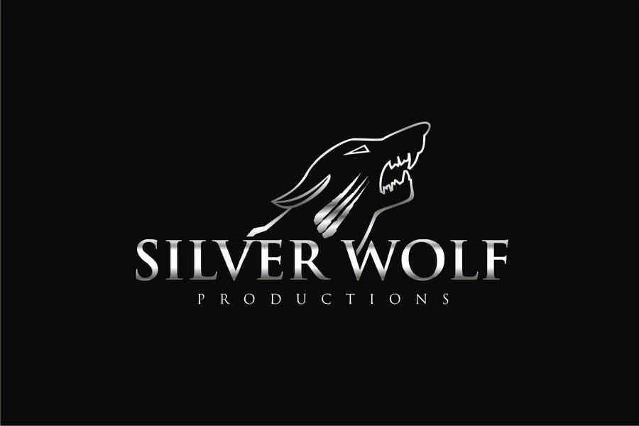 Penyertaan Peraduan #450 untuk Logo Design for Silver Wolf Productions