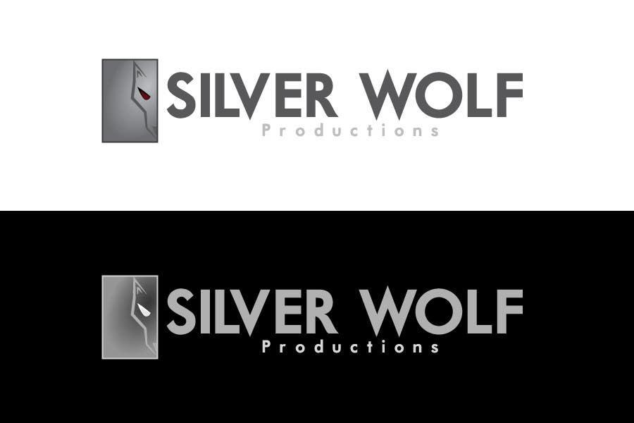 Penyertaan Peraduan #169 untuk Logo Design for Silver Wolf Productions