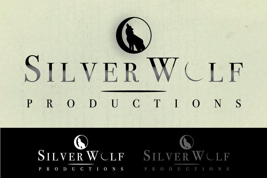 Inscrição nº 209 do Concurso para Logo Design for Silver Wolf Productions