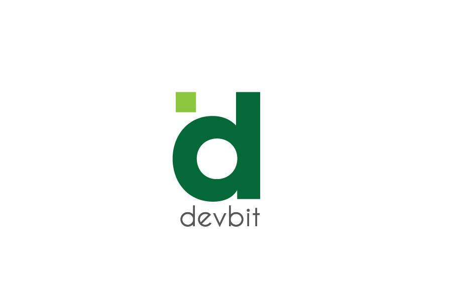 #70 for Design a logo for devBIT by iffikhan