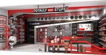 Contest Entry #5 for 3D Interior Design For A Novelty Lifestyle & Gifts Retailer Shop