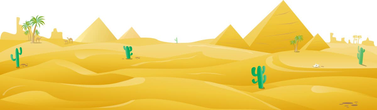 Entry 8 By Farrukhabdur For Cartoon Landscape Background Desert