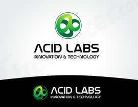 #13 para Develop a Corporate Identity for Acid Labs por robertlopezjr