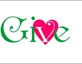"#55 untuk Design a Logo for a charity website called "" give "" oleh moro2707"