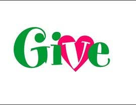 "#56 para Design a Logo for a charity website called "" give "" por moro2707"
