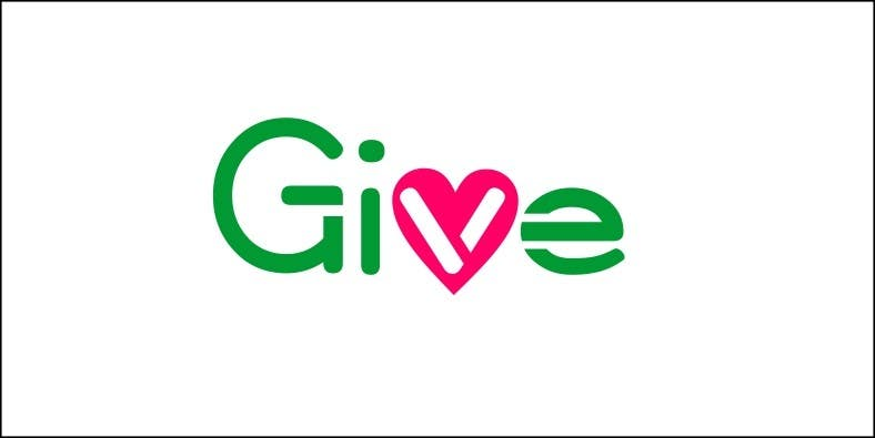 "Contest Entry #57 for Design a Logo for a charity website called "" give """