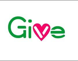 "#57 para Design a Logo for a charity website called "" give "" por moro2707"