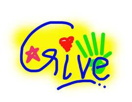 "#101 untuk Design a Logo for a charity website called "" give "" oleh GursharanBedi"