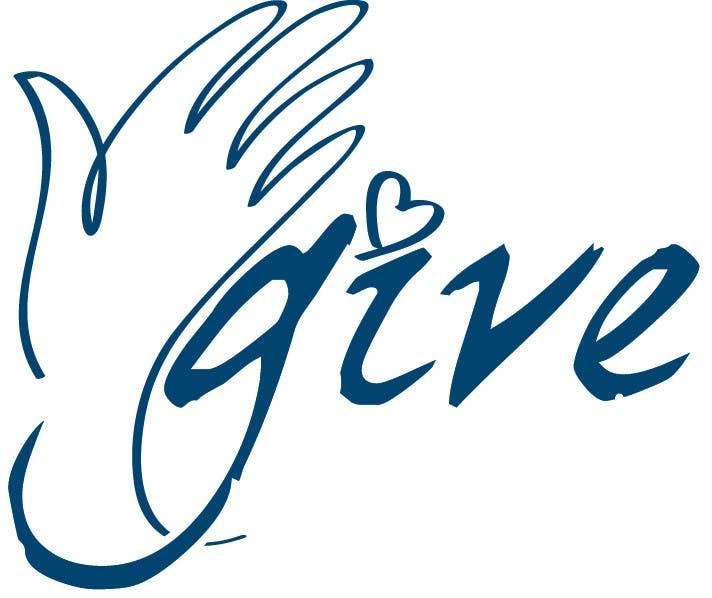 "Kilpailutyö #17 kilpailussa Design a Logo for a charity website called "" give """